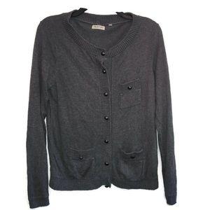 Martin + Osa Sweaters - 2 for $20 Martin & Osa Gray Button Down Cardigan.